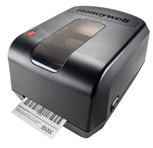 Printer Barcode Thermal Transfer Label, Honeywell PC42T