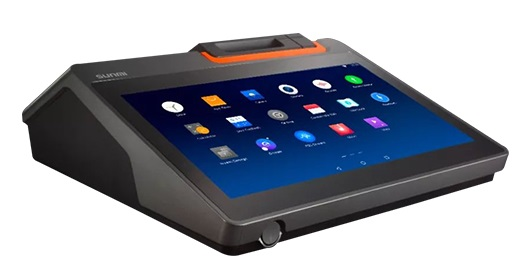 Sunmi T1 Mini POS Printer and Touchscreen (Untuk Android)